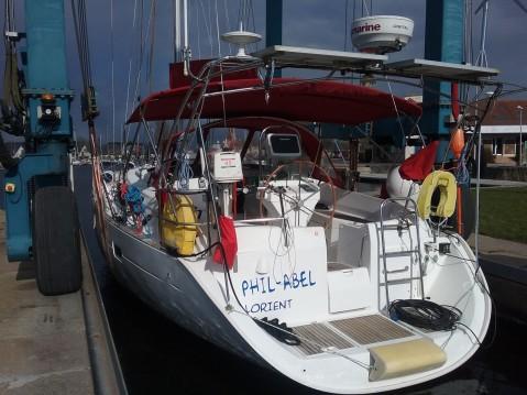 Location bateau Carentan pas cher Oceanis 41.1