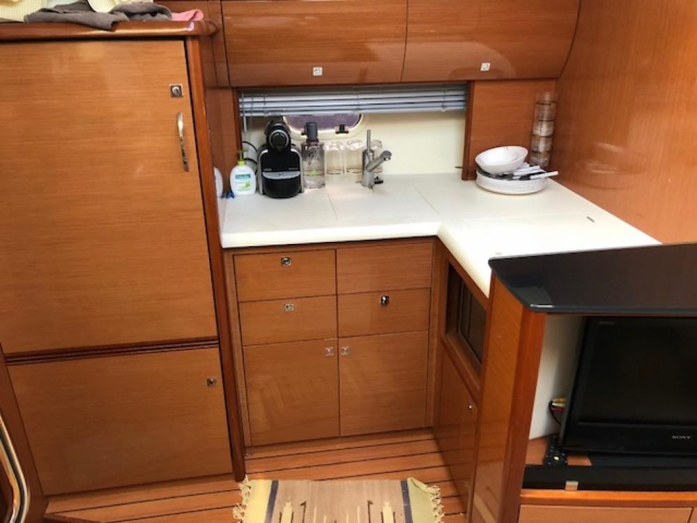 Location yacht à Puerto Sotogrande - Jeanneau Prestige 42 S sur SamBoat