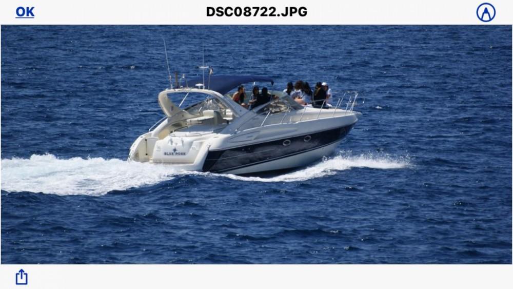 Cranchi Endurance 39 zwischen Privatpersonen und professionellem Anbieter Palma