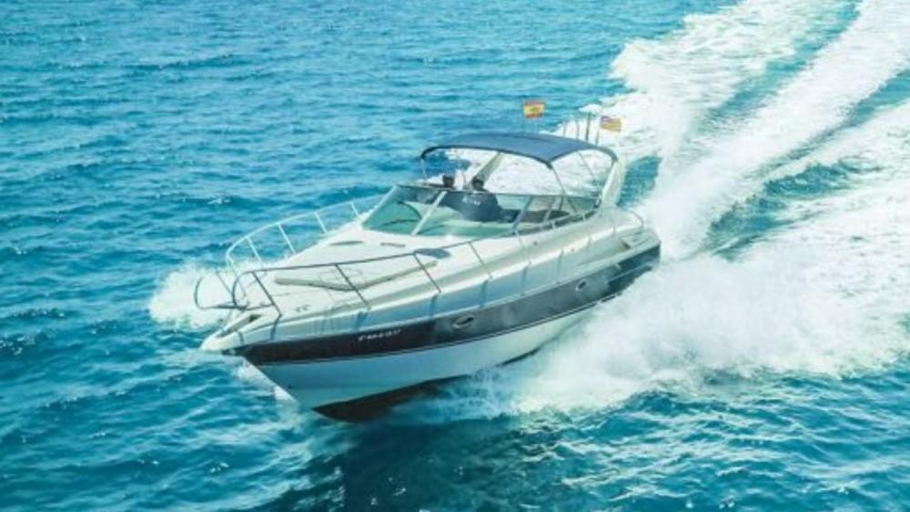 Motorboot mieten in Palma - Cranchi Endurance 39