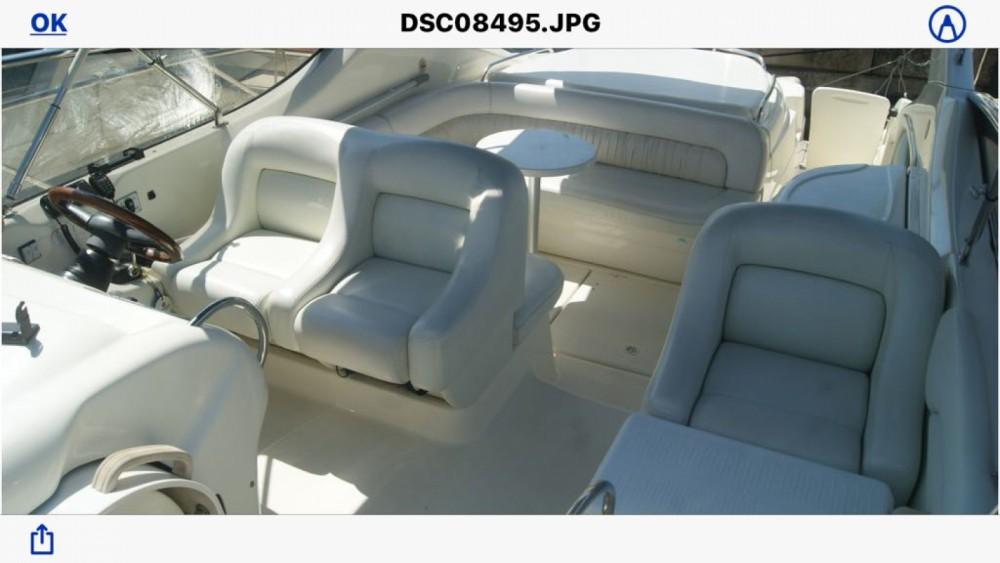 Motorboot mit oder ohne Skipper Cranchi mieten in Palma