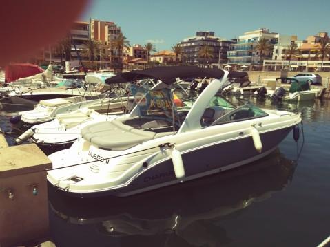 Louer Bateau à moteur avec ou sans skipper Chaparral à Palma