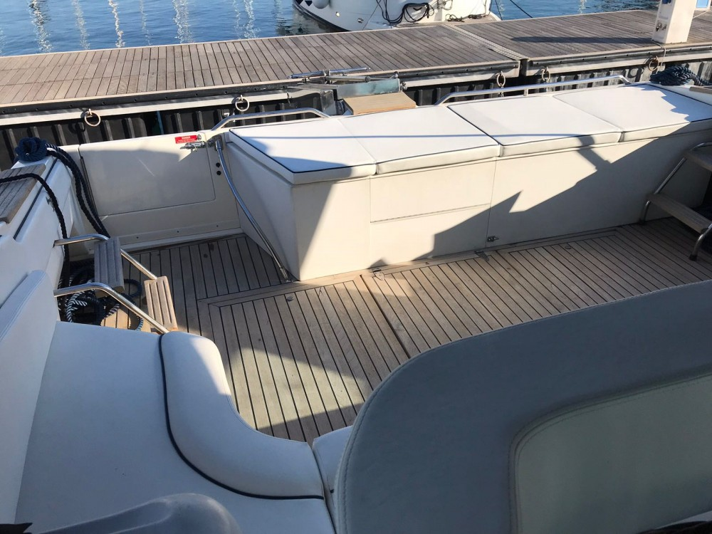 Rental Motor boat in Pozzuoli - Sea Ray Sea Ray 450 Sundancer