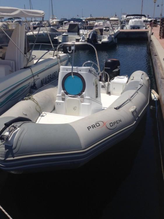 Location yacht à Antibes - Zodiac Pro 550 Open sur SamBoat