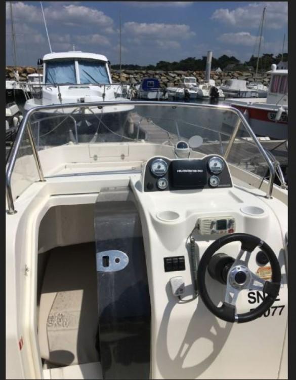 Louez un Quicksilver Quicksilver 675 Open Activ à Piriac-sur-Mer