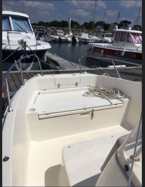 Louer Bateau à moteur avec ou sans skipper Quicksilver à Piriac-sur-Mer