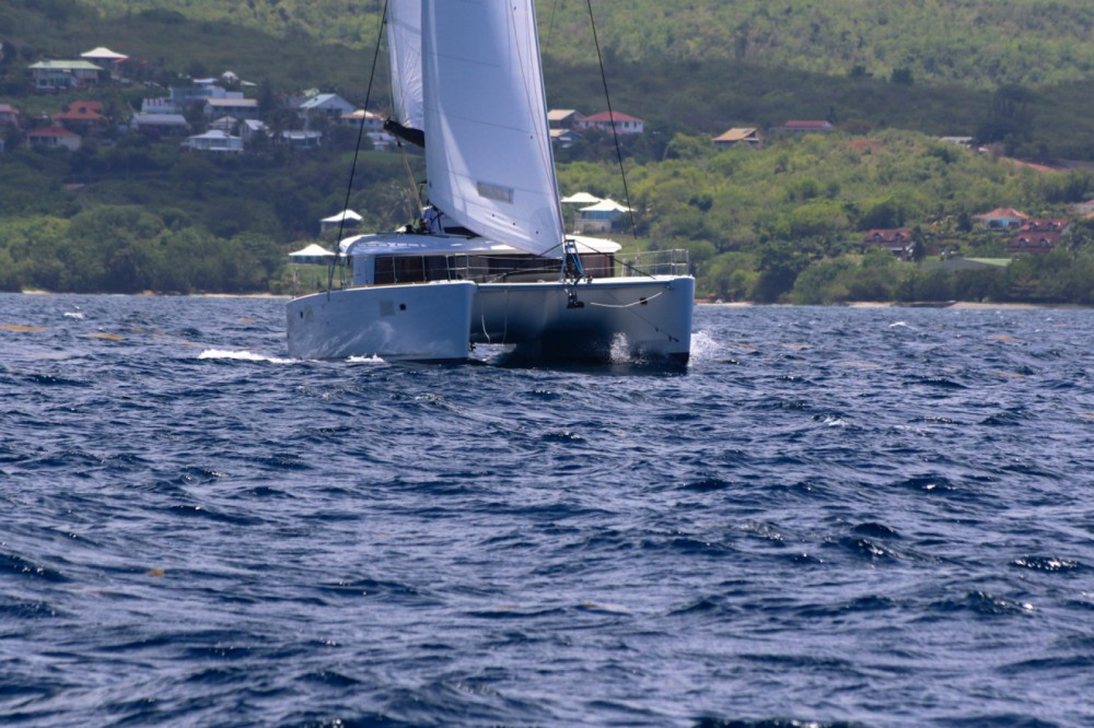 Location Catamaran à Martinique - Lagoon Lagoon 450 F