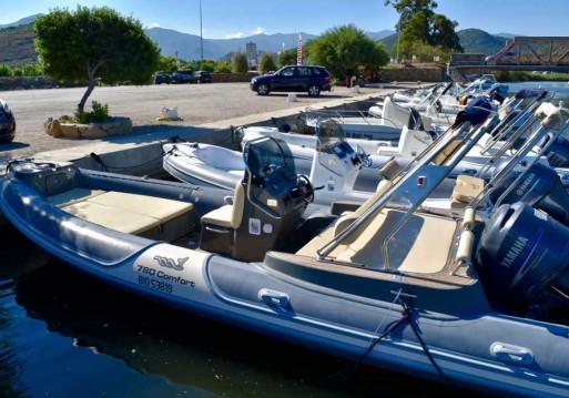 Location yacht à Saint-Florent - Motonautica-Vesuviana MV 780 Comfort sur SamBoat