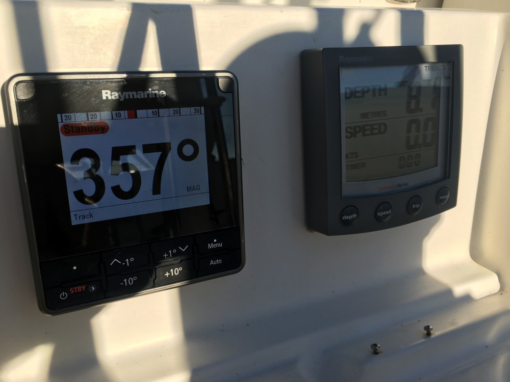 Jeanneau Sun Odyssey 44 entre particuliers et professionnel à Saint-Mandrier-sur-Mer