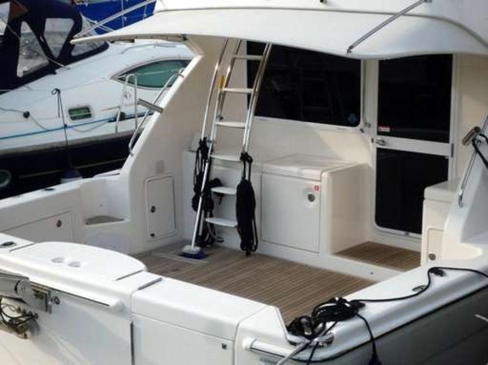 Location yacht à Monte di Procida - Riviera Riviera 47 Open Flybridge sur SamBoat