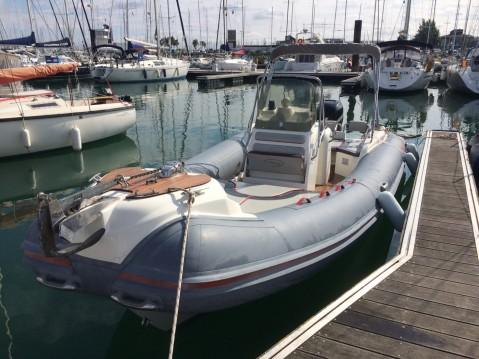 Location Semi-rigide à La Rochelle - Nuova Jolly King 750 RS