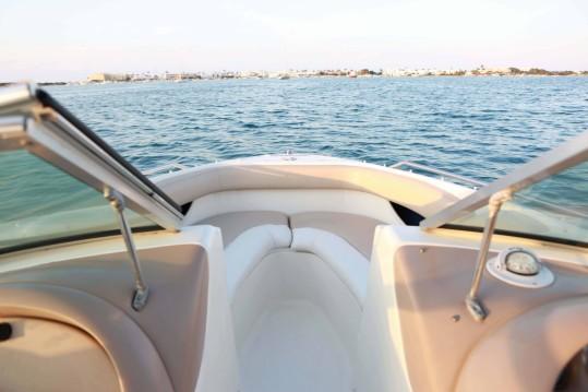 Location yacht à La Savina - Sea Ray Sea Ray 190 BR sur SamBoat