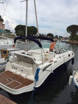 Louer Bateau à moteur avec ou sans skipper Sea Ray à Cogolin