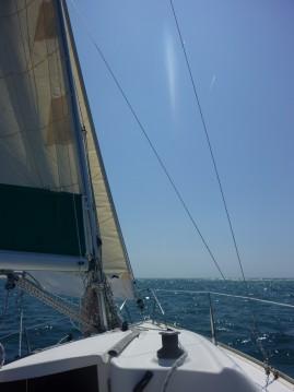 Location yacht à Lège-Cap-Ferret - Jeanneau Sun 2000 sur SamBoat