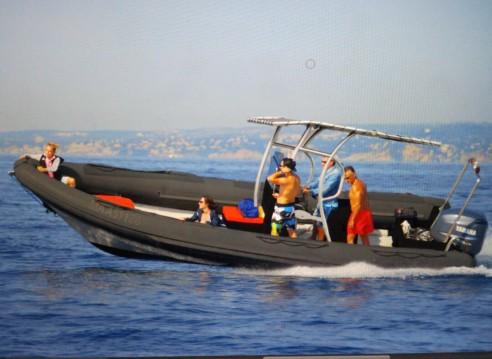 Master Gommoni SUB 750 entre particuliers et professionnel à Marseille