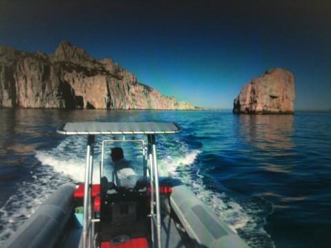 Location bateau Marseille pas cher SUB 750