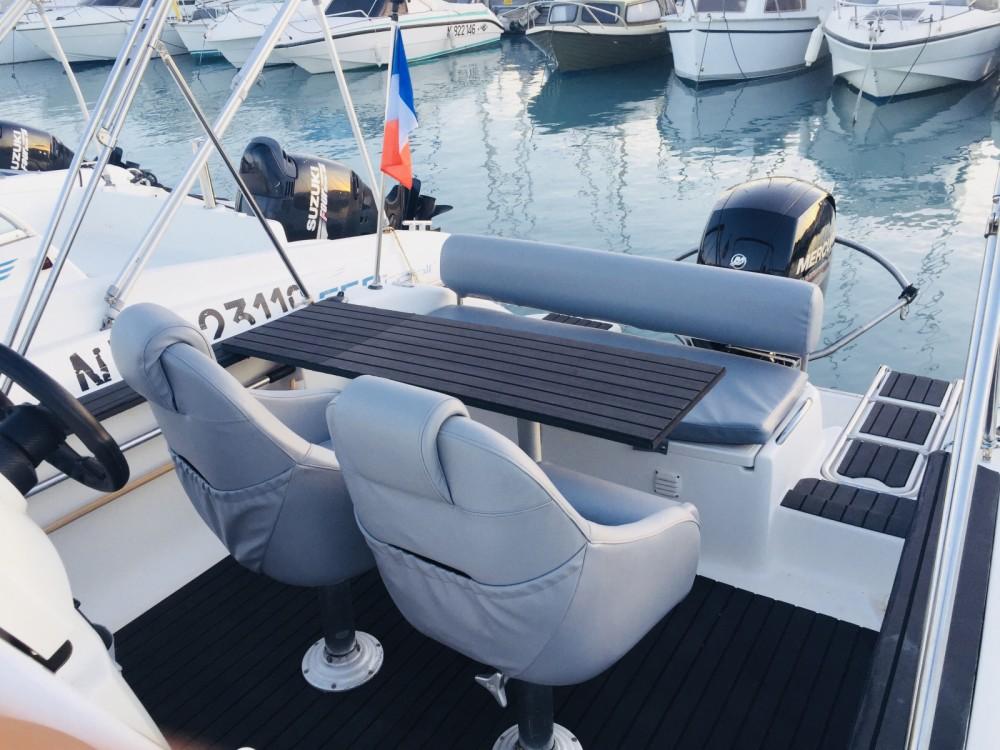 Motorboot mieten in Saint-Laurent-du-Var - Sessa Marine Key Largo 22