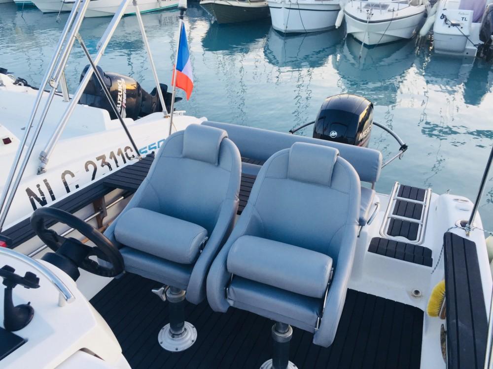 Ein Sessa Marine Key Largo 22 mieten in Saint-Laurent-du-Var