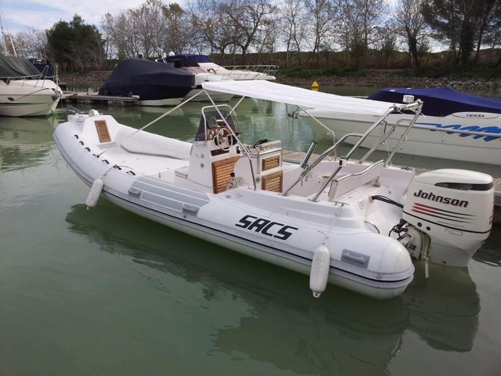 Rental yacht Golfo Aranci - Sacs Sacs S 680 on SamBoat