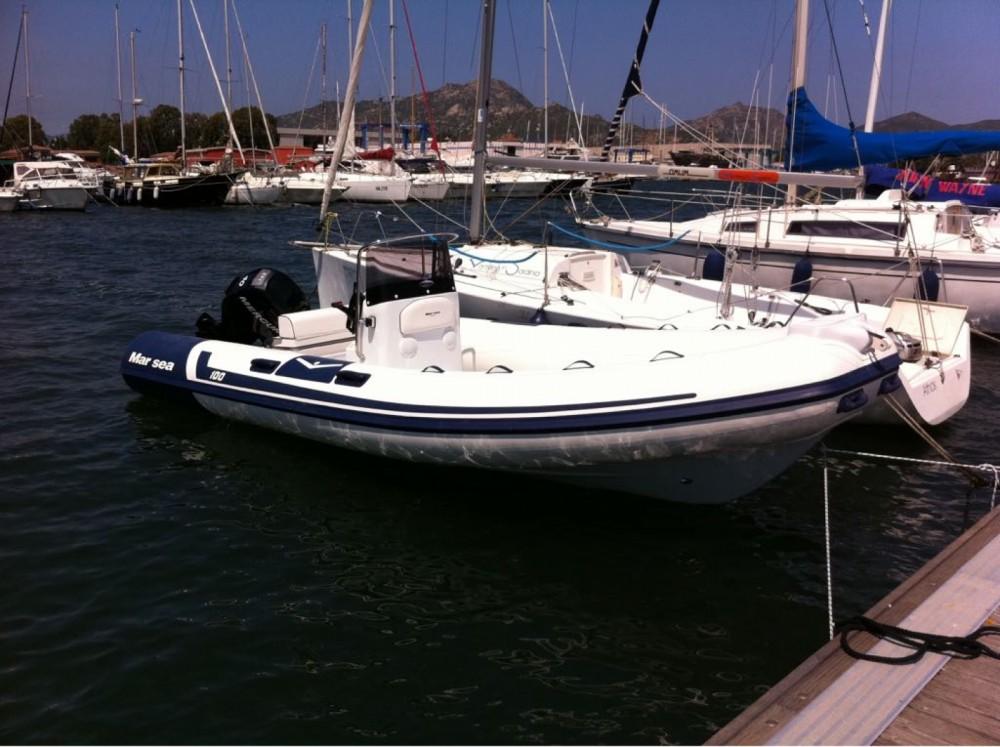 Location bateau Marsea Marsea SP 100 à Golfo Aranci sur Samboat