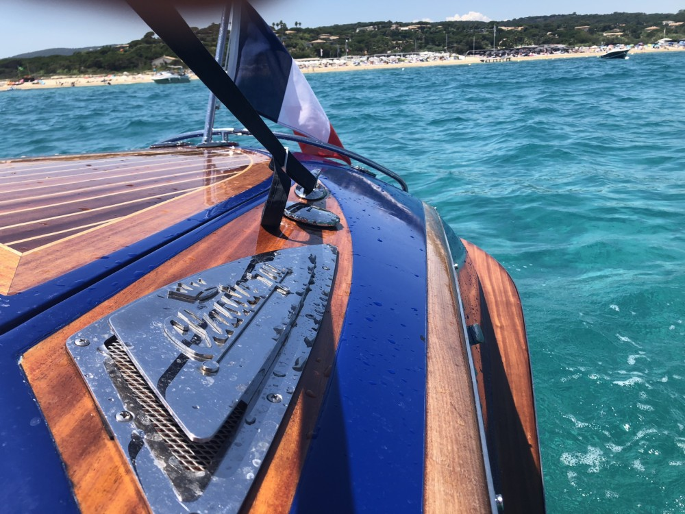 Kral Kral 700 Classic between personal and professional Saint-Tropez