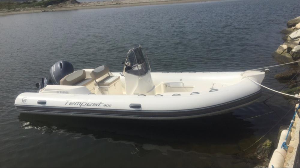 Location yacht à Saint-Florent - Capelli Tempest 600 sur SamBoat