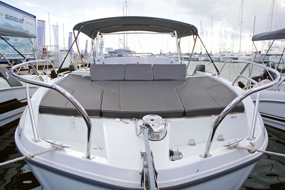 Location bateau l'Estartit pas cher Flyer 7.7 SUNdeck
