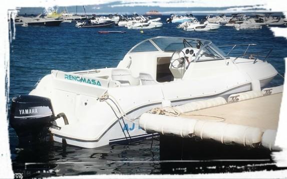 Location Bateau à moteur à Zonza - Quicksilver Quicksilver 590 Cruiser