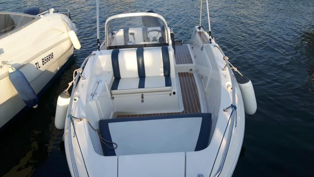 noleggio Barca a motore Cogolin - Quicksilver Quicksilver 500 Commander
