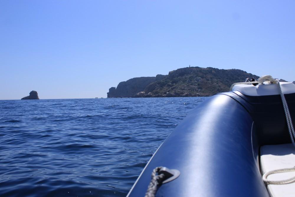 Louez un Gommonautica Gommonautica G48C à Torroella de Montgrí