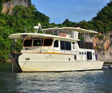 Coastal Cruiser 52 ft entre particuliers et professionnel à Amphoe Mueang Phuket