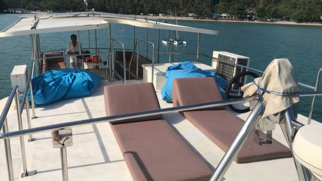 Louer Bateau à moteur avec ou sans skipper Coastal Cruiser à Amphoe Mueang Phuket
