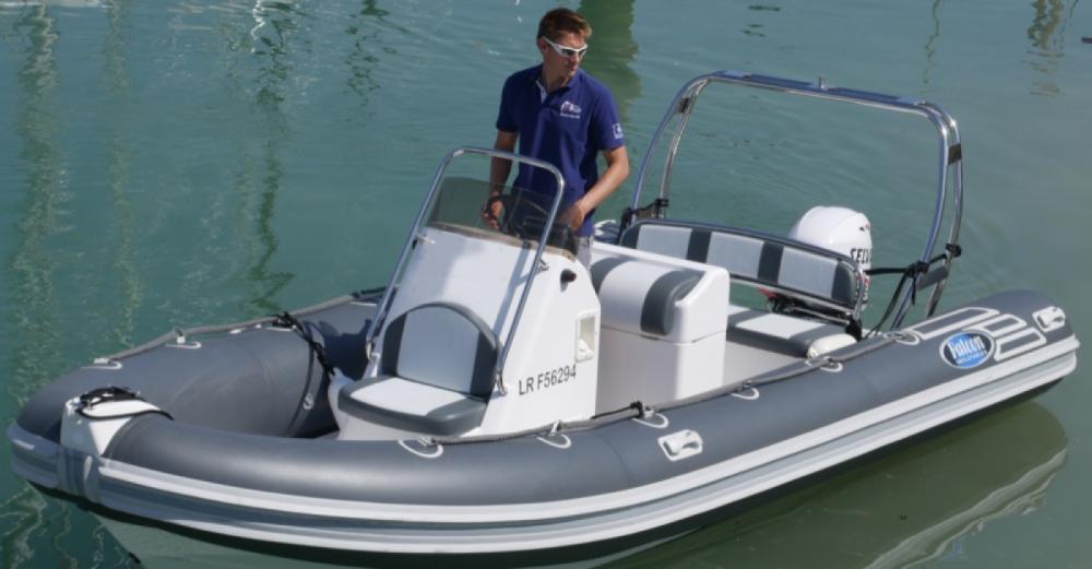 Location bateau Falcon FALCON 575 RS à La Rochelle sur Samboat