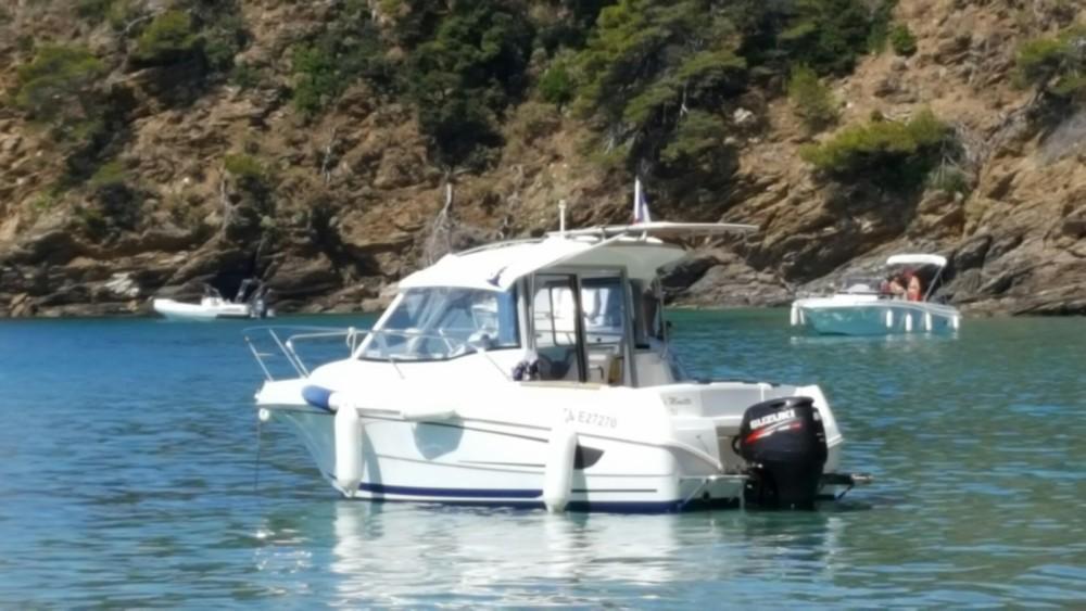 Location yacht à Cavalaire-sur-Mer - Bénéteau Antares 580 sur SamBoat