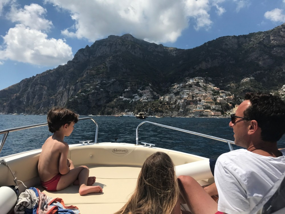 Louez un Marinello Eden 18 à Amalfi