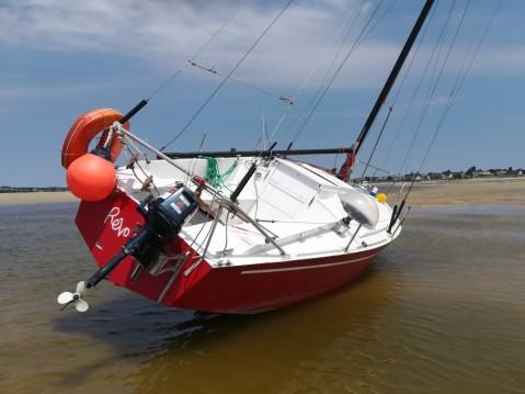 Louer Voilier avec ou sans skipper Stéphan à Regnéville-sur-Mer