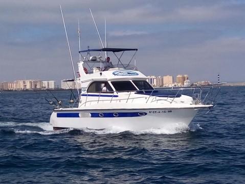 Louez un Doqueve 360 FISHERMAN à Puerto Deportivo Tomás Maestre