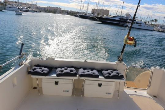 Location bateau Doqueve 360 FISHERMAN à Murcie sur Samboat