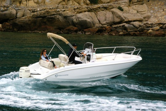 Location Bateau à moteur à Sanremo - Idea Marine IDEA 58