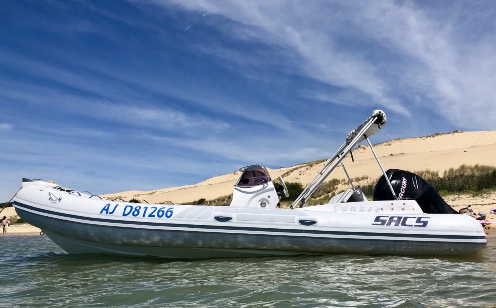 Schlauchboot mieten in Lège-Cap-Ferret zum besten Preis