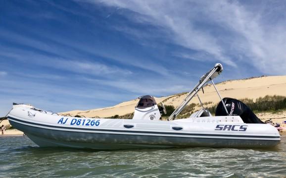 Sacs Sacs S 640 entre particuliers et professionnel à Lège-Cap-Ferret