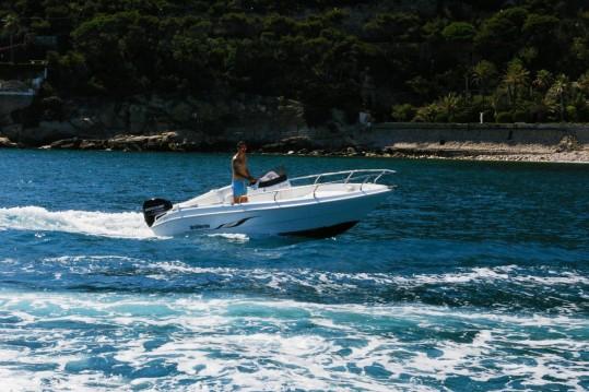 Boat rental Cantieri Del Canale Schizzo 565 in Bordighera on Samboat