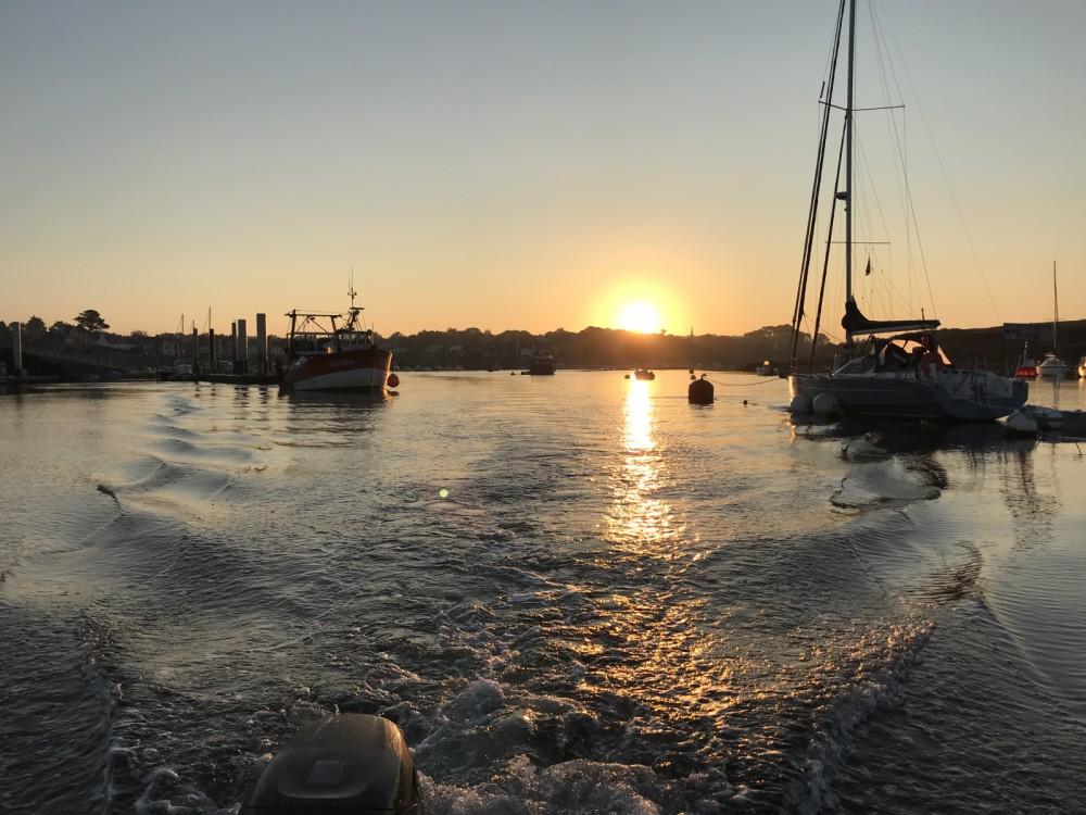 Location yacht à Lanildut - Northstar 5.75 OP sur SamBoat