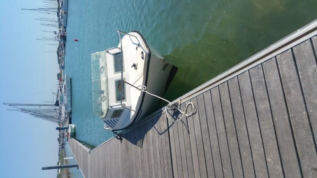 B2 Marine Cap Ferret 500 entre particuliers et professionnel à La Rochelle