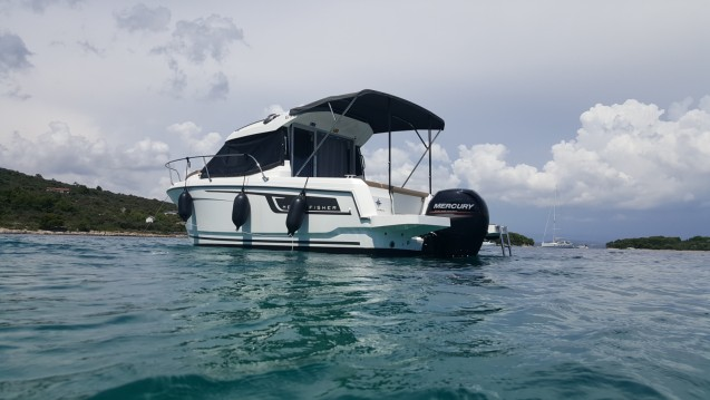 Location bateau Jeanneau Merry Fisher 695 à Split sur Samboat