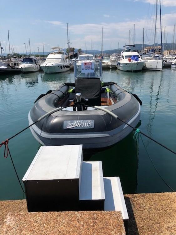 Bootsverleih Sea Water Seawater 300 Cogolin Samboat