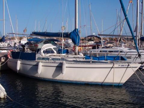 Location bateau Roquetas de Mar pas cher Moody 346