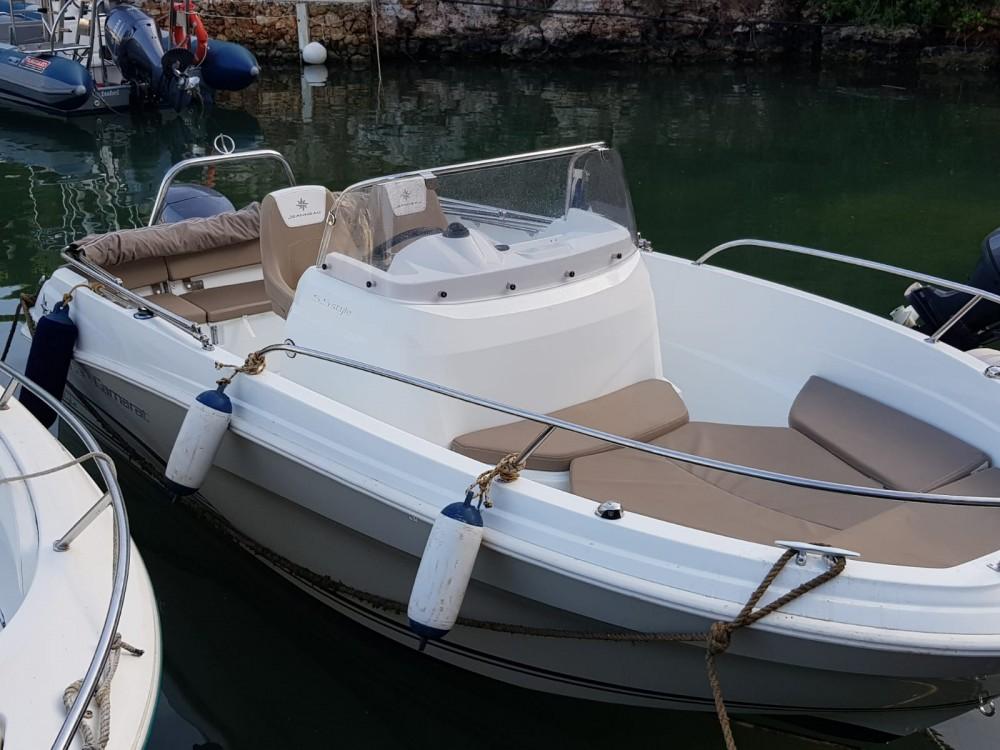 Alquiler de barcos  barato de Cap Camarat 5.5 CC Serie 2