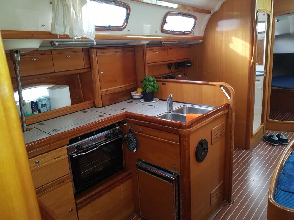 Location bateau Procida pas cher Cruiser 50
