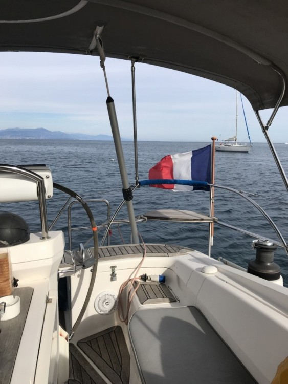 noleggio Barca a vela Marina Baie des Anges - Elan Impression 384